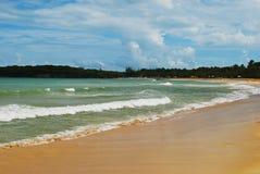 Доминиканская Республика пляжа Макао стоковое фото rf
