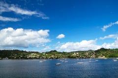 доминиканское samana республики острова Стоковое фото RF