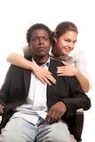 домогательство сокращает сексуальное Стоковое Изображение