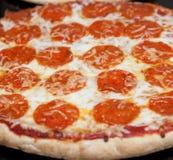 домодельная пицца стоковое изображение