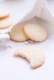 Домодельное печенье Стоковое фото RF