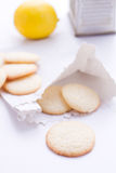 Домодельное печенье Стоковые Фотографии RF