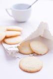 Домодельное печенье Стоковое Изображение