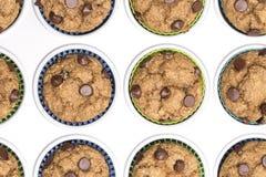 Домодельные булочки обломока шоколада Стоковые Фотографии RF