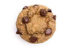 Домодельные булочки обломока шоколада Стоковые Изображения RF