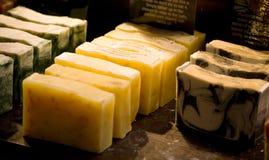 домодельные мыла Стоковые Фотографии RF