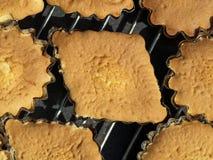 Домодельные торты Стоковое Фото