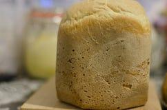 Домодельный весь хлеб зерна Стоковая Фотография RF
