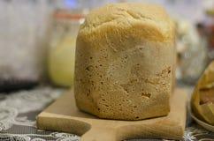 Домодельный весь хлеб зерна Стоковое Изображение
