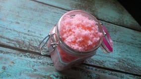 Домодельный сахар Scrub Стоковое Изображение RF