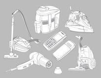 домоец товаров бесплатная иллюстрация