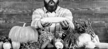 Доморощенные органические преимущества сбора r Сады и фермы общины o Владение фермера стоковое фото rf