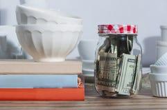 Домохозяйка сбережений Стоковые Фото