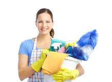 домохозяйка стоковое фото rf