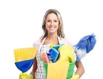 домохозяйка стоковая фотография