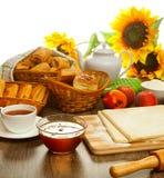 Домодельное печенье слойки печенья Стоковые Фото