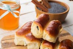 Домодельное печенье Стоковые Изображения RF