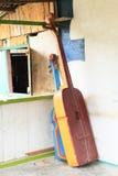 Домодельные басы Стоковые Изображения RF