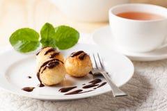 Домодельные печенья кокоса Стоковые Изображения