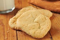 Домодельные печенья сахара Стоковое Изображение