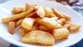 Домодельные фраи картошки Стоковое Фото