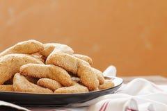 Домодельные shugar печенья стоковая фотография rf