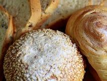 Домодельный варить сделанный от всех пшеницы и зерен с хлебами Стоковые Фотографии RF