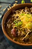 Домодельный жулик Chili Carne говядины Стоковая Фотография RF