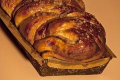 Домодельный крен торта Стоковые Фото