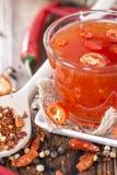 Домодельный соус Chili Стоковое Изображение RF