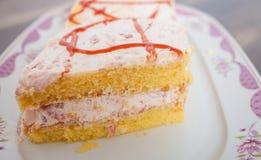 Домодельный торт хлеба мозоли Стоковое Изображение RF