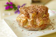Домодельный торт Стоковые Фотографии RF