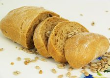 Домодельный хлеб Стоковое Фото
