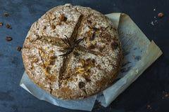 Домодельный хлеб Стоковое Изображение