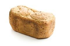 Домодельный хлеб wholemeal стоковое изображение rf