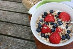 Домодельный шар завтрака Стоковые Фотографии RF