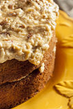 Домодельный шоколадный торт немца лакомки Стоковое Фото