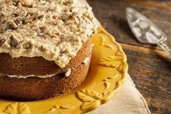 Домодельный шоколадный торт немца лакомки Стоковые Изображения RF