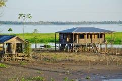Дом Амазонки Стоковое Изображение RF