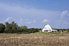 дом амбара Стоковая Фотография