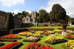 дом Англии историческая Стоковая Фотография