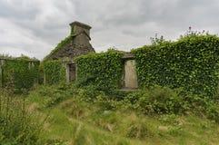 Дом башни XVI века - замок Dunguaire Стоковые Изображения
