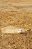дом бейсбола Стоковая Фотография RF