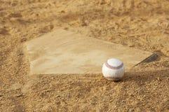 дом бейсбола Стоковая Фотография