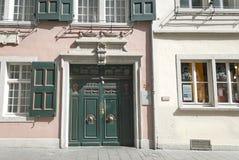 Дом Бетховен в Бонн Стоковые Фото