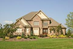 дом большая Стоковая Фотография RF