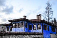 Дом болгарина Тraditional стоковые фото