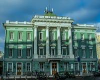 Дом блока Москвы стоковая фотография