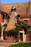Дом ведьм Стоковое Изображение RF