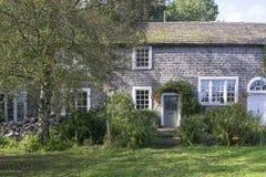 Дом встречи Quaker друзей, Sawley, Lancashire Стоковое Изображение RF